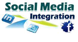 Tích hợp Social Media