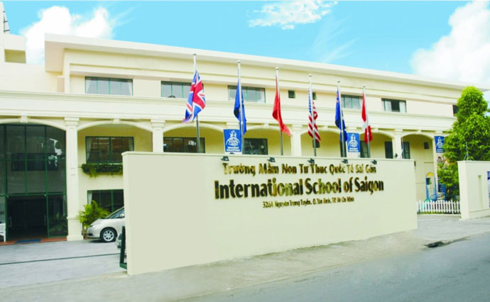 trường mầm non quốc tế ISS