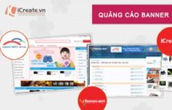Quảng cáo banner, xu hướng tiếp thị thương hiệu tại iCreate.vn