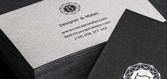 Thiết kế Name Card, tờ rơi