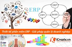 Phần mềm ERP ? phần mềm quản lý cho doanh nghiệp
