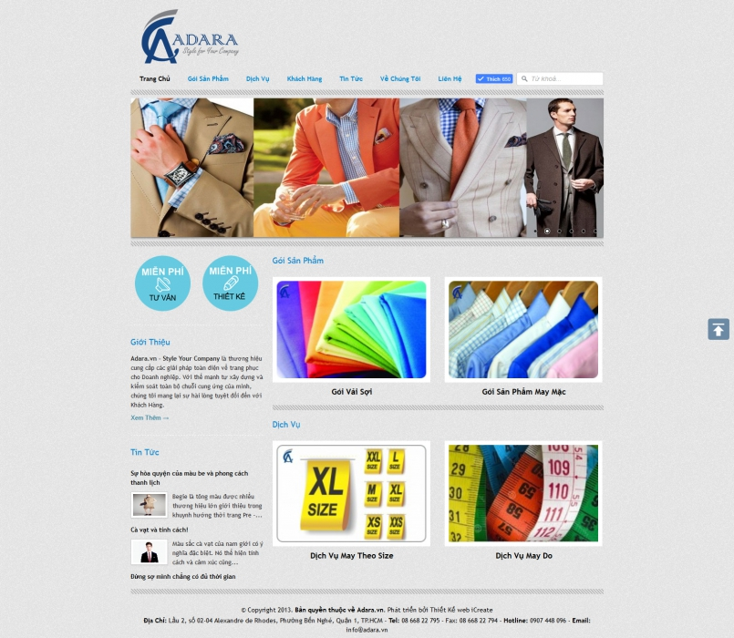 Adara - Style Your Company - 1