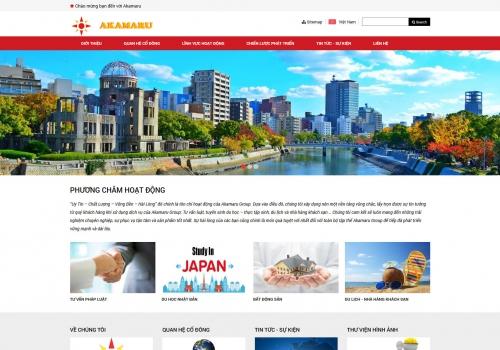 AKAMARU - Công Ty cổ phần phát triển nguồn nhân lực Hikari