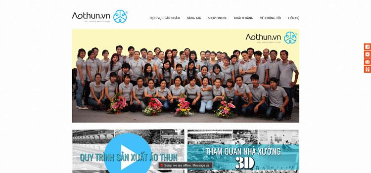 Công Ty Cổ Phần Lai Cung Én Phúc Sang - AoThun.vn