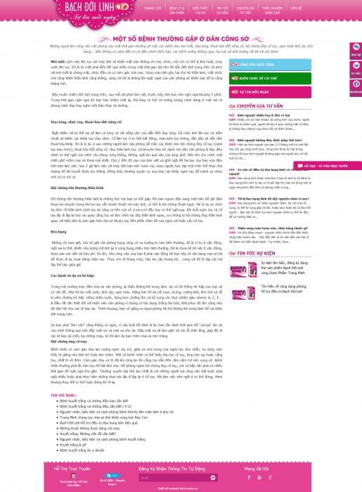 Bạch Đới Linh TM - Tự Tin Mỗi Ngày CTY Dược Phẩm Trang Minh - 4