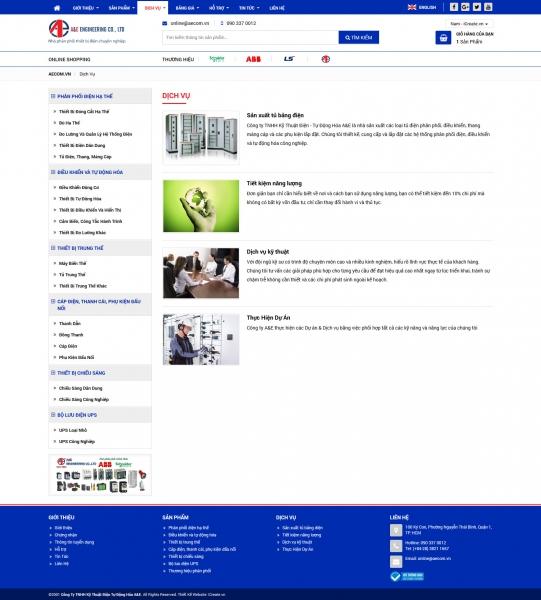 Công ty TNHH kỹ thuật điện tự động hóa A&E - 2