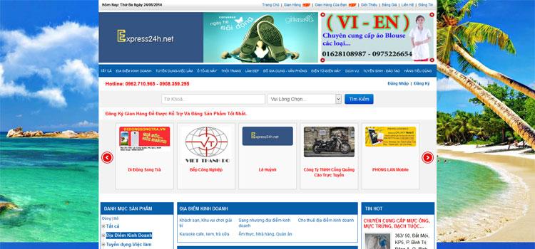 Express24h.com.vn - quảng cáo thương hiệu, quảng cáo sản phẩm