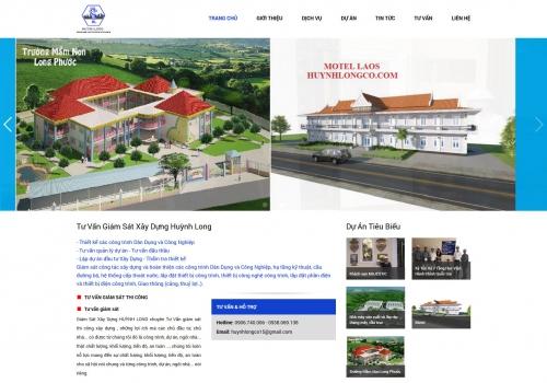 HUYNHLONGCO.COM - Tư vấn giám sát Xây Dựng Huỳnh Long