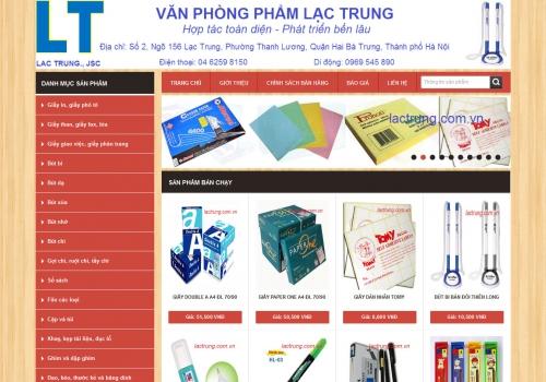 LacTrung.com.vn - Văn Phòng Phẩm