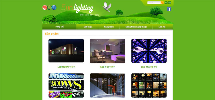 Sunlighting Home Professional Equipment Provider