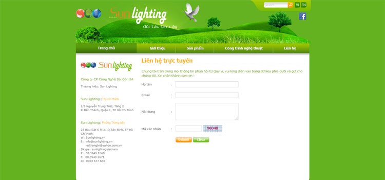 Sunlighting Home Professional Equipment Provider