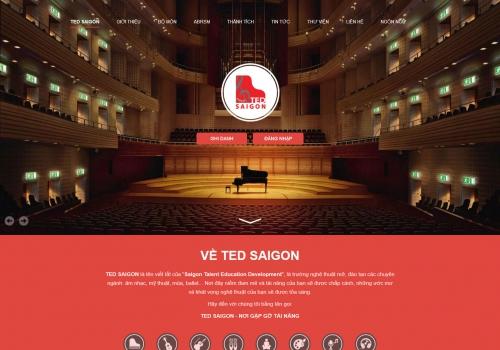 Ted SaiGon - School Of The Arts - V2