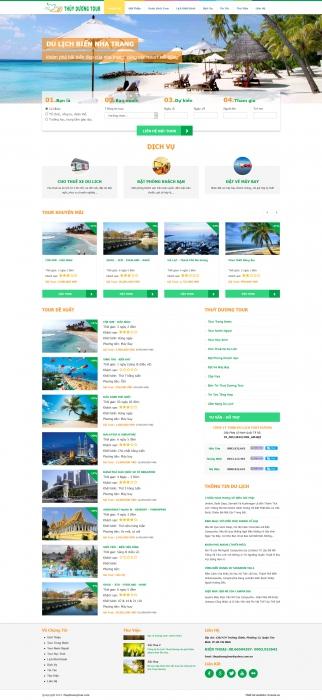 Thuỳ Dương Tourist - 1