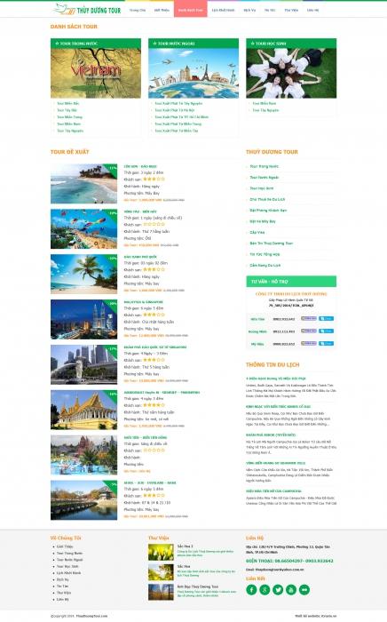 Thuỳ Dương Tourist - 2