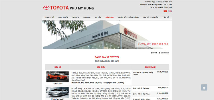 Toyota Phú Mỹ Hưng - Version 1 - 4