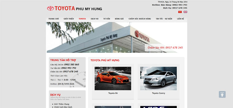 Toyota Phú Mỹ Hưng - Version 1 - 3