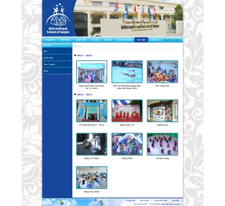 Trường Mầm Non Quốc Tế ISS ( International Schools Services ) - 2