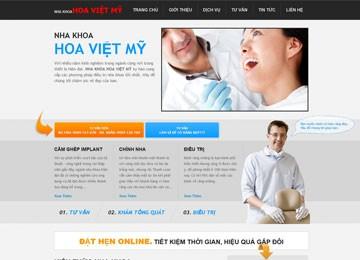 Nha Khoa Hoa Việt Mỹ