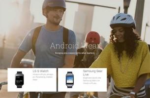 Tính tương tác của Android Wear còn thấp