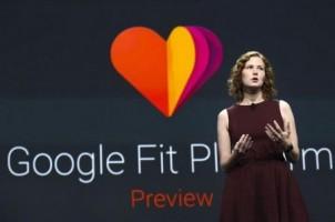"""Nền tảng theo dõi sức khỏe Google Fit, """"câu trả lời"""" của Google dành cho Apple"""