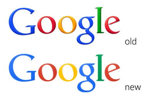 Logo mới của Google bị rò rỉ