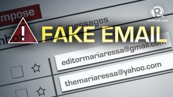 Cách xác thực địa chỉ email là thật hay giả đơn giản.