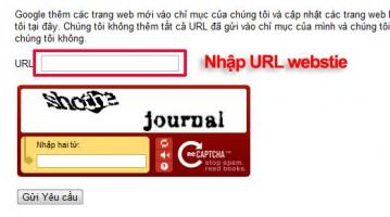 Hướng dẫn cách đăng ký website của bạn với Google