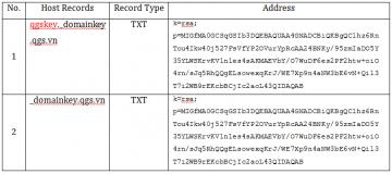 Hướng dẫn Setup SPF và DKIM cho Email domain dùng SMTP trên Server riêng