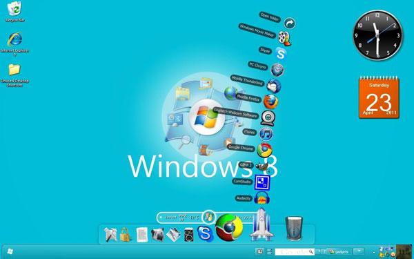Cực dễ để Việt hóa Windows 8